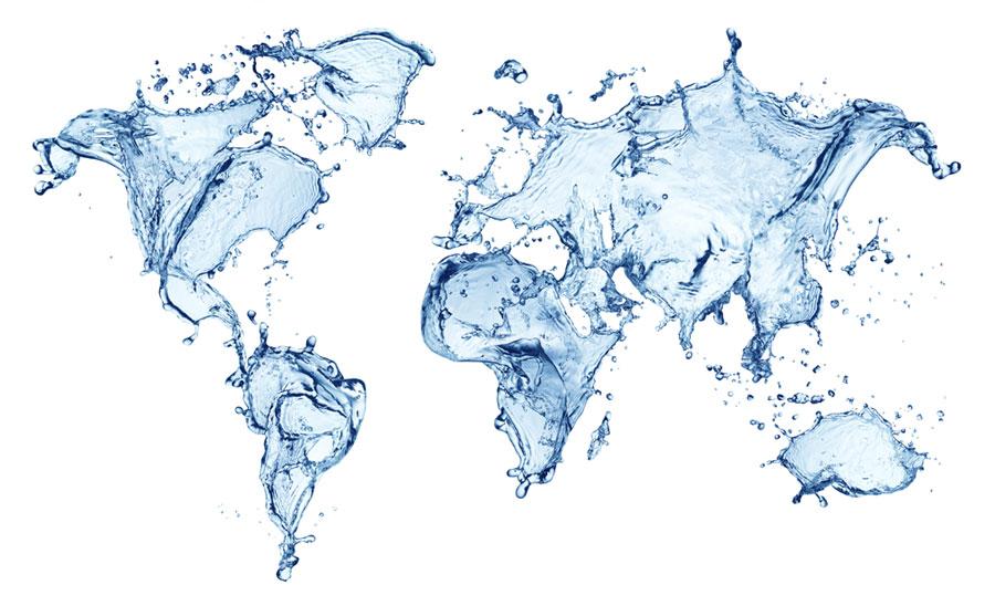 Água pelo Mundo