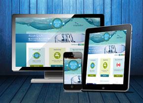Novo site marca os 6 anos da Campanha Água Q.S.P.